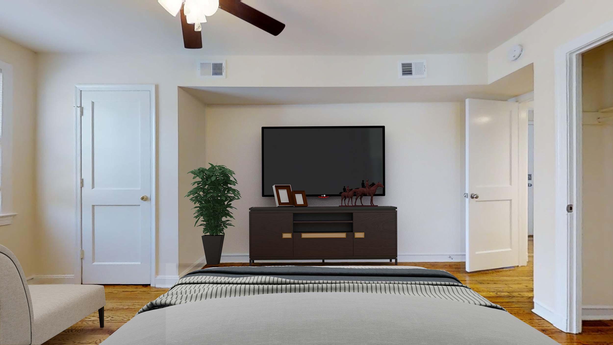 Crescent-Park-Apartments-1-Bedroom-for-Rent-DC-Bedroom (2)-min
