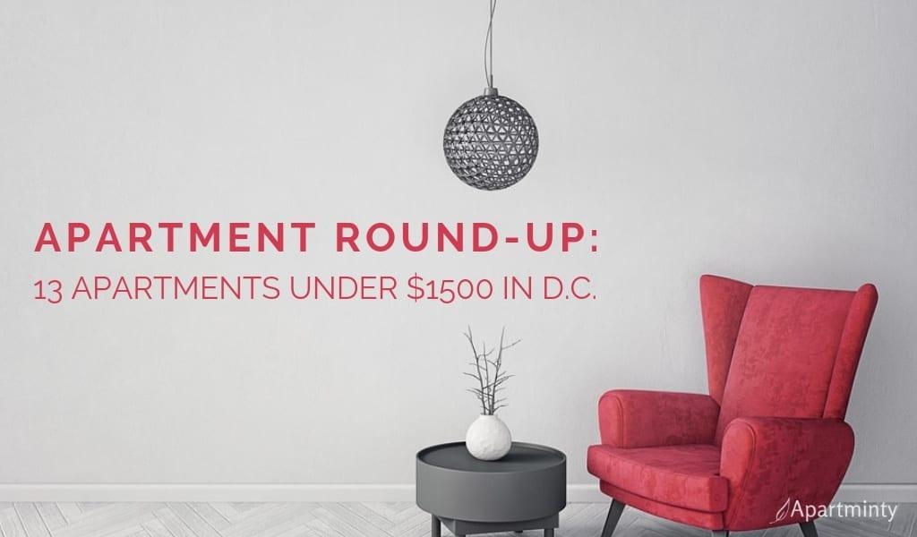 DC-APARTMENTS-UNDER-1500