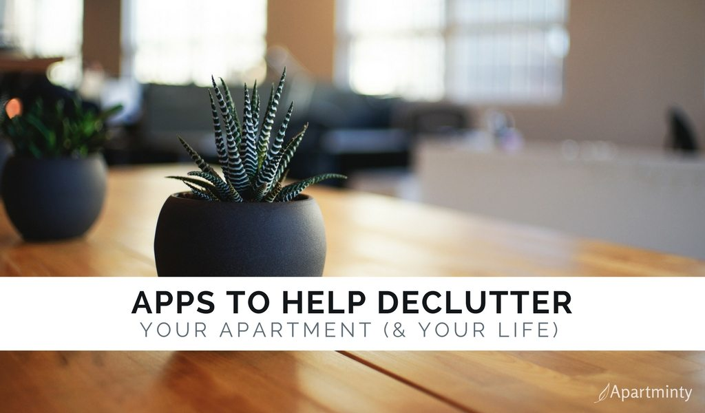 Apps To Help De-Clutter Your Apartment   Tips and Tools For Organizing