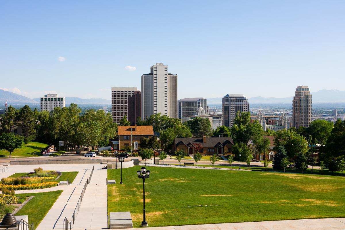Glendale in Salt Lake City.