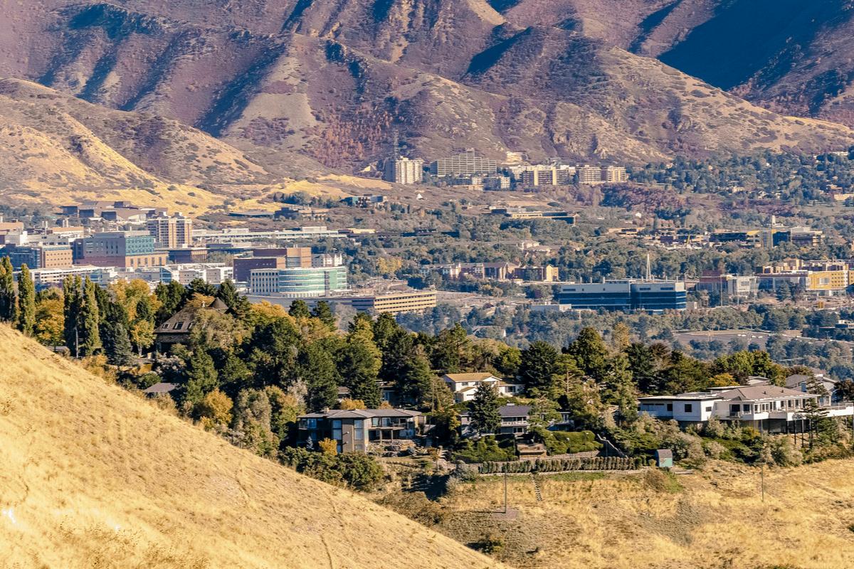 Rose Park in Salt Lake.