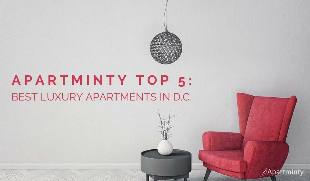 Best Luxury Apartments   Washington DC Luxury