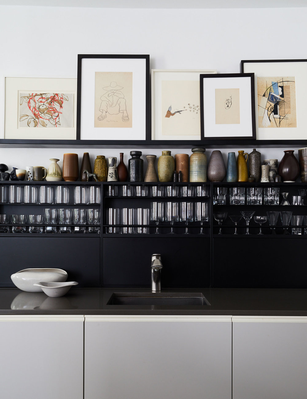 Is Marie Kondo Killing Collecting? on apartment 34